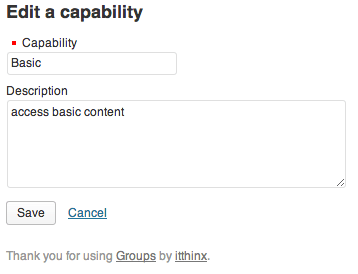 Sell with WP | Adding capabilities to Groups