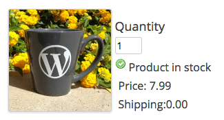 WP eCommerce remove currency symbol