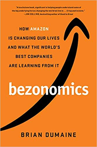 Bezonomics book cover.