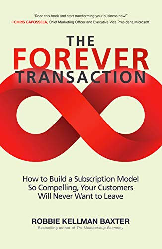 The Forever Transaction book cover.